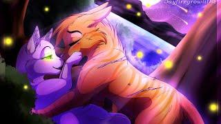 •[Коты~Воители] {Огнезвёзд и Песчаная Буря} Танцы под луной |заказ с канала Lilia A K|•