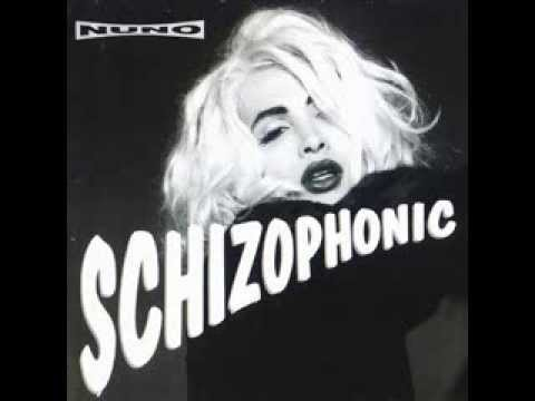 Schizophonic - Nuno Bettencourt [Full Album]
