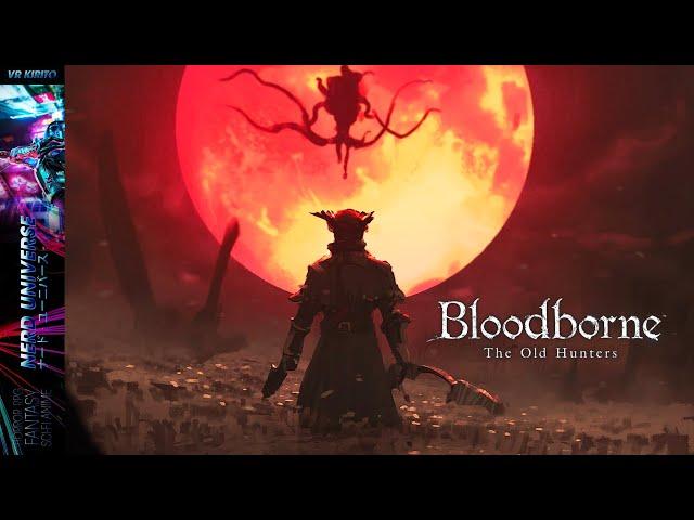 BloodBorne - The Old Hunters #10 Die Reise nach Byrgenwerth ☬ Livestream [DE]