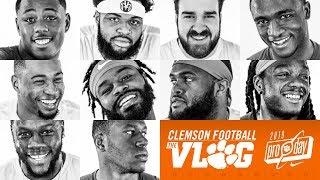 Clemson Football    The Vlog (Season 4, Pro Day 2019)