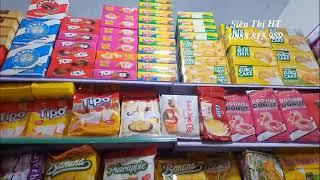 Đa Dạng Các Loại Bánh Kẹo, Mứt, Hương Vị Tết Truyền Thống tại Siêu Thị TH