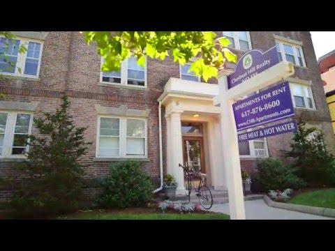 Cambridge Centre Apartment Tour: Cambridge MA