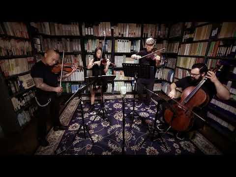 Vitamin String Quartet - New Slaves - 8/15/2017 - Paste Studios, New York, NY