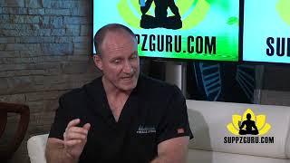 SuppzGuru with guest Dr  John Pierce1