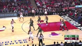 New Bulls Offense Is Definition Of Pace And Space
