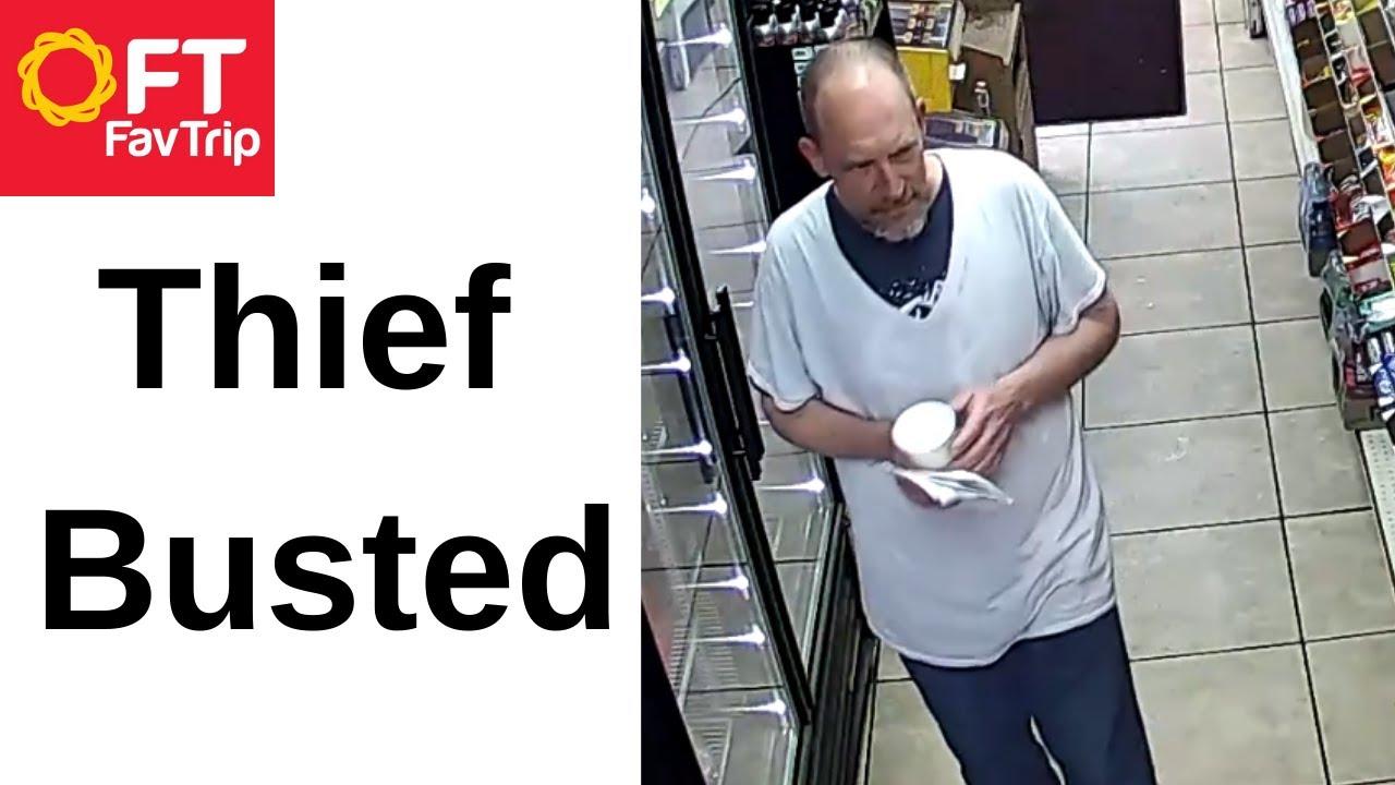 Caught Shoplifting (Kansas Edition)