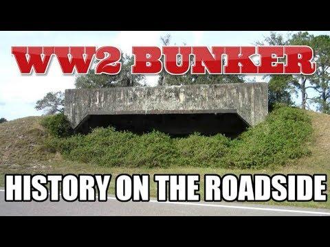 Forgotten WW2 Bunker in Florida