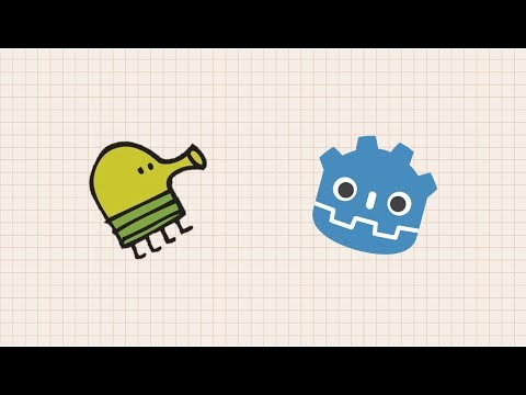 How to Make Doodle Jump in Godot Engine