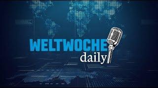 Weltwoche Daily 03.04.2018 | Macron, Islam ist ein Teil von Deutschland, Al-Sisi Wiederwahl