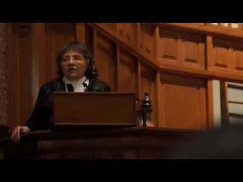 Ficklin Media Diane Nash at Yale, MLK, remarks Part 6