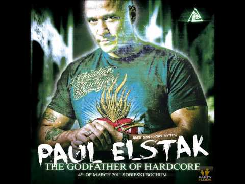 DJ Paul elstak - i'm not an addict [HQ]