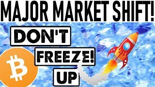 MAJOR MARKET SHIFT! DON'T FREEZE UP! BINANCE MANIPULATING CHAINLINK? LINK AMD MICROSOFT PARTNERSHIP!