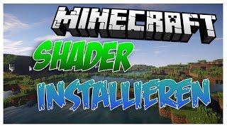 Minecraft Shader installieren 1.8.9 UND HÖHER [Tutorial] [Deutsch]
