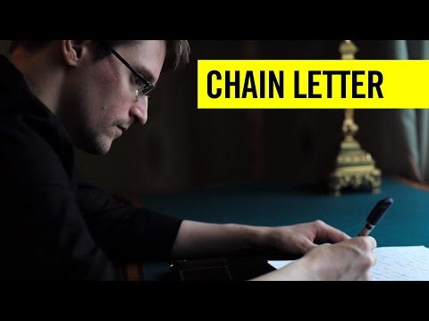 Write for Rights 2016 - A Chain Letter