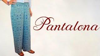 Vídeo aula – Pantalona
