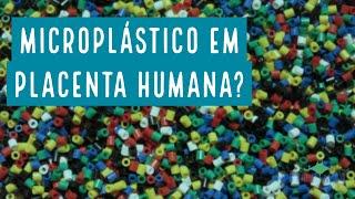 Microplástico em placenta humana