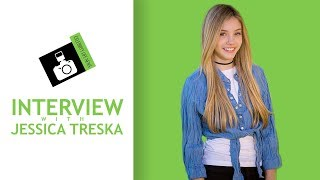 Interview with Jessica Treska from Nickelodeon's Alex & Me / Celebrity Life News
