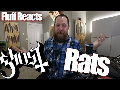Fluff Reacts: Ghost - Rats