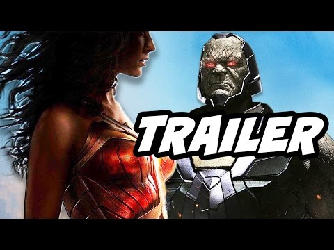 Wonder Woman Trailer Ares and Injustice 2 Darkseid Explained