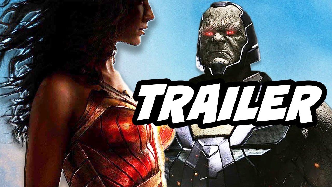 justice league trailer 2 explained