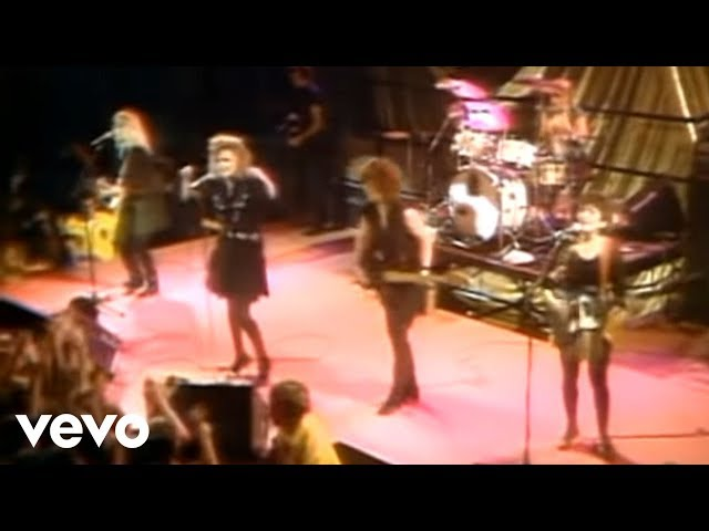 The Go-Go's - We Got The Beat (Official Video)