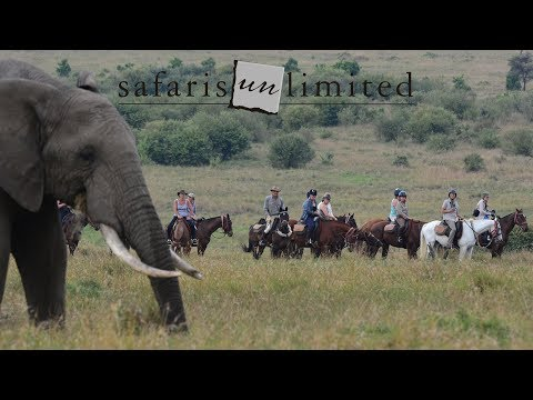 Kenya Horse Riding Safaris (4) ~ Safaris Unlimited
