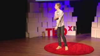 Closing Closets: The Upside of Disclosing Your Sexual Identity | Jeroen Mulder | TEDxTwenteU