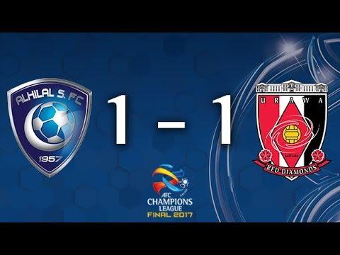 Al Hilal vs Urawa Red Diamonds (AFC Champions League 2017 Final First-leg)