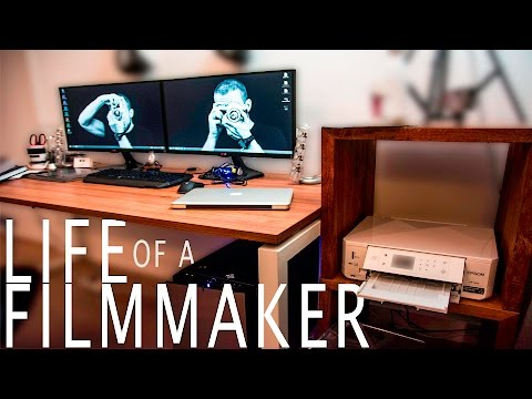 Life of a Filmmaker | Epson Printer - Fizzik - Health Ki Crossfit - Cafe Obscura