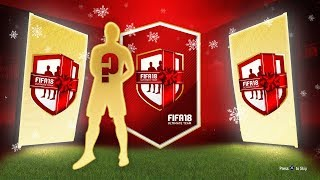 INCREDIBLE WALKOUT! - DAY 3 FUTMAS SBC (CRAZY PROFIT!) - FIFA 18 Ultimate Team