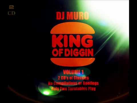 DJ MURO King of Diggin Volume 0001