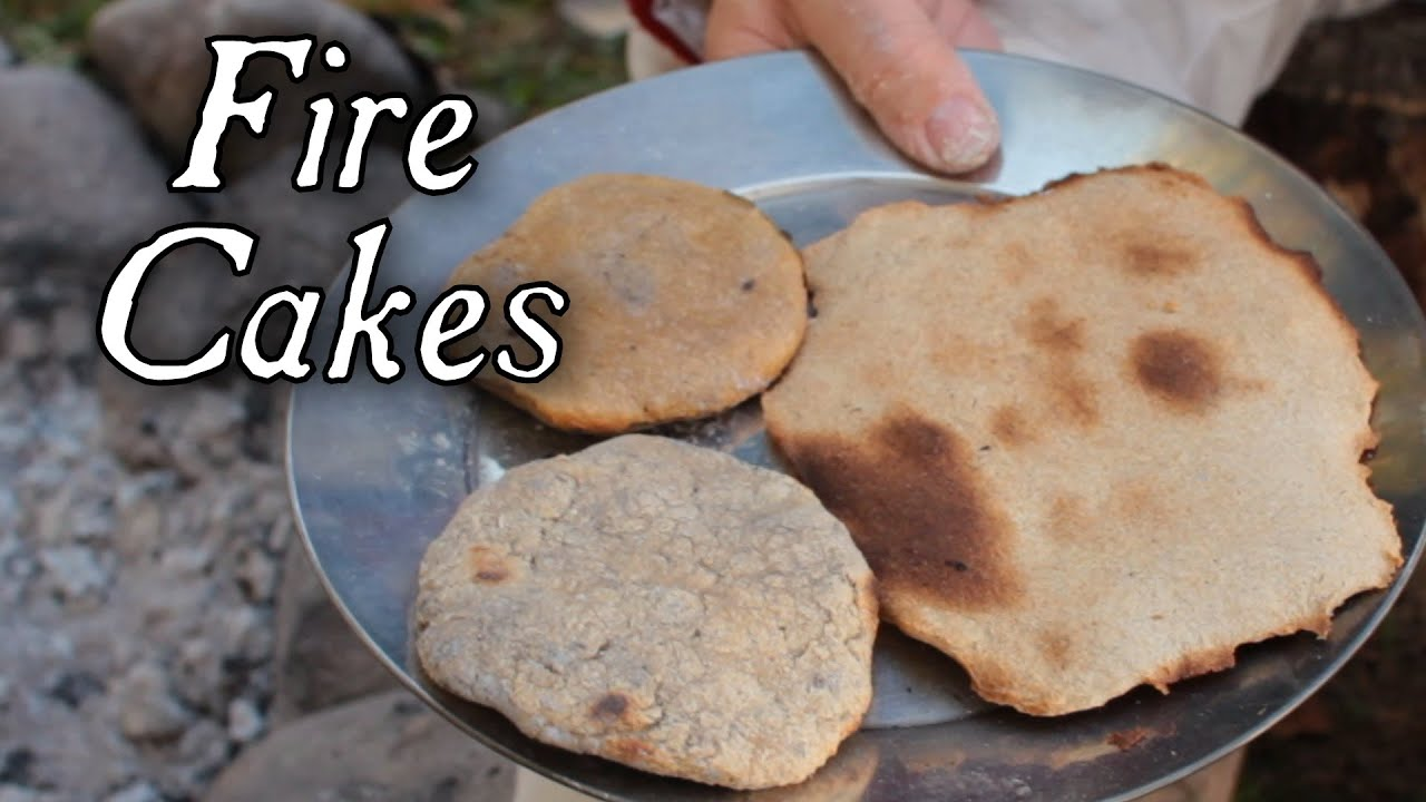 Cooking ash cakes 18th century cooking series s1e3 youtube forumfinder