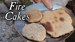 Cooking Ash Cakes - 18th Century Cooking Series S1E3