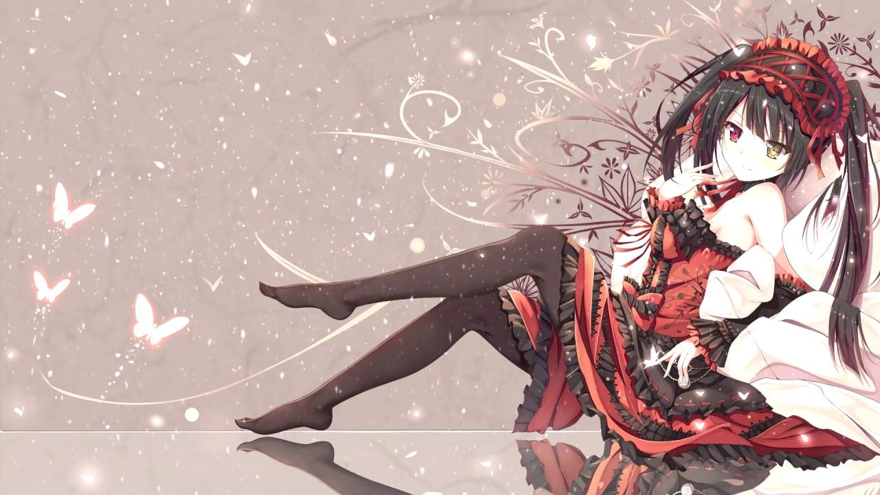 Lewd Anime Girls Wallpaper Kurumi Tokisaki Wallpaper Engine Download Link 1080p