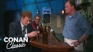 Conan Goes To Joe