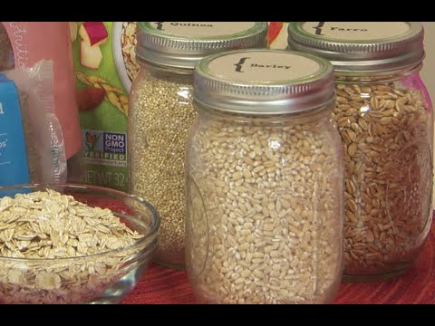 Healthy Pantry Stocking Tips