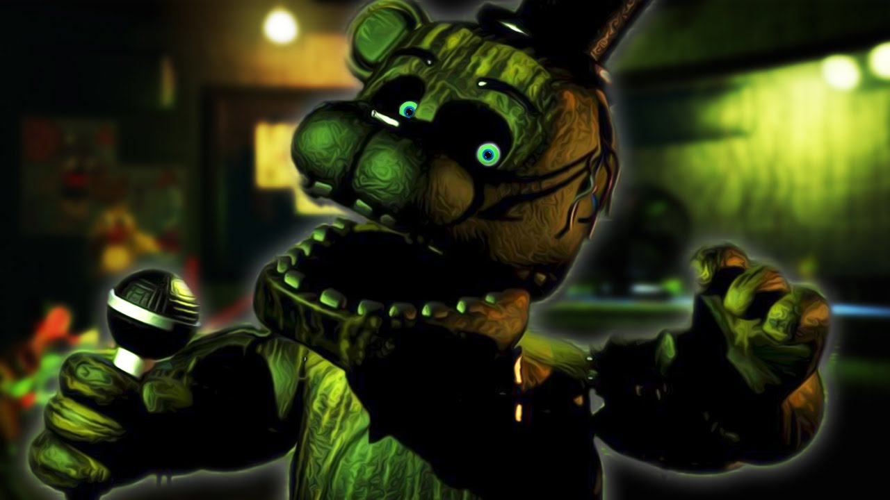 IT'S COMING RIGHT FOR ME!   Five Nights At Freddy's 2 ...