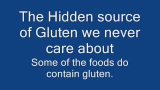 Hidden Sources of Gluten to Avoid - Celiac Care