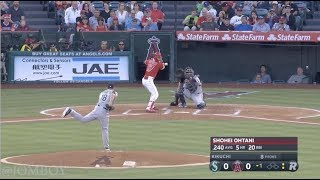 Ohtani and Kikuchi face eachother in the MLB for the first time, a breakdown