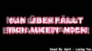 Dead By April Losing You Überzetzung Translation Mp4