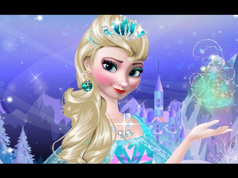 DIsney Frozen Games | Elsa Makeup Frozen Games For Kids Girls Games