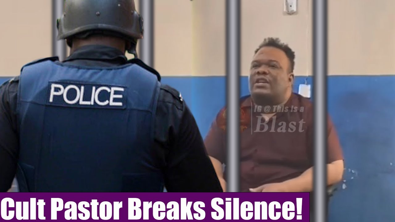 Download Cult Pastor's Video In Police Station LEAKED | Muta Speaks About St Thomas Happenings