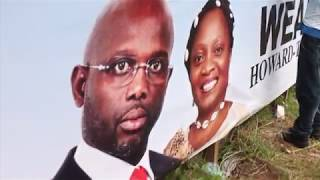 Presidential Hopeful George Weah Officially Launches 2017 CDC Campaign