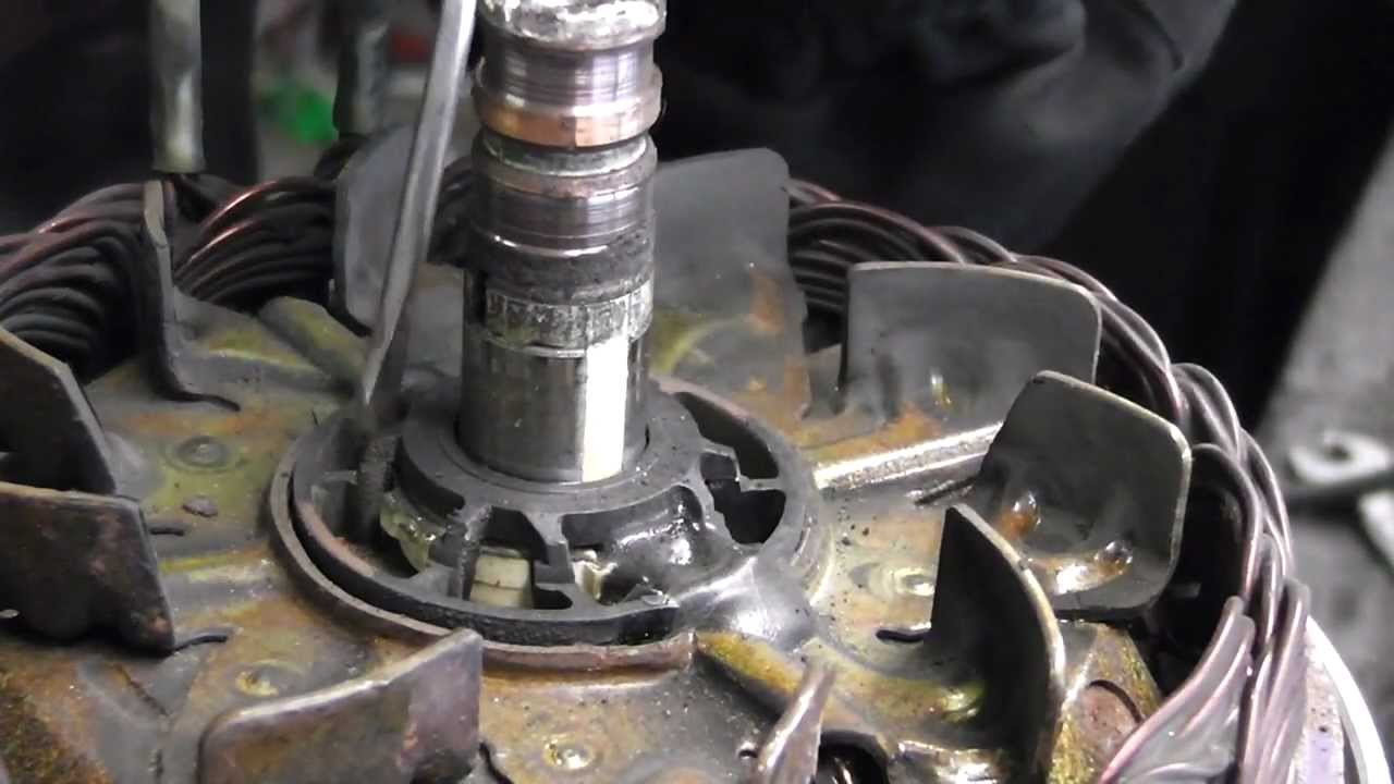 Gm 3 Wire Alternator Wiring Diagram Valeo Alternator Repair Part 2 Slipring Change Youtube
