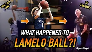 Gambar cover WHAT HAPPENED TO LAMELO BALL?! LaMelo Ball's Dunk Progression (2016-2018)