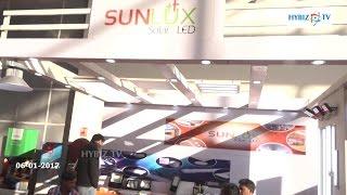 Sun Lux Solar LED   Sunlux Energy   Electriexpo 2017 Hitex Hyderabad   hybiz