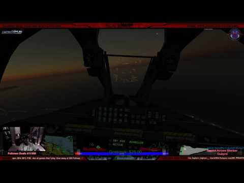 DCS Black Water Operations:  355th Fighting Falcons The New Soviet Republic, (Mission 2)