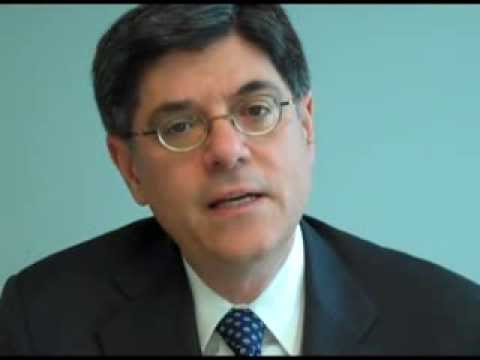Jacob Lew, U.S. Secretary of the Treasury, former White House Chief of Staff