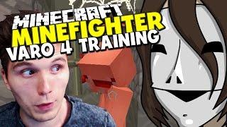 VARO 4 TRAINING & ER IST EINFACH NACKT! ✪  Minecraft Minefighter mit GermanLetsPlay