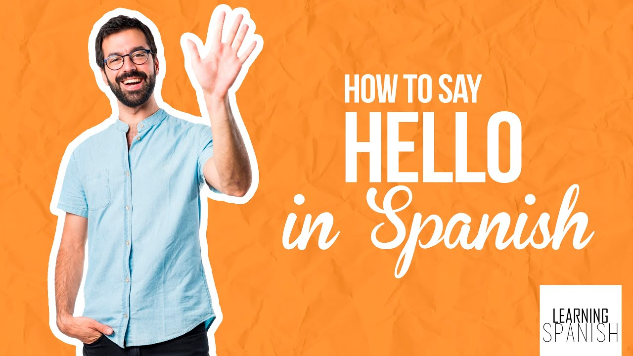How Say Drama Spanish